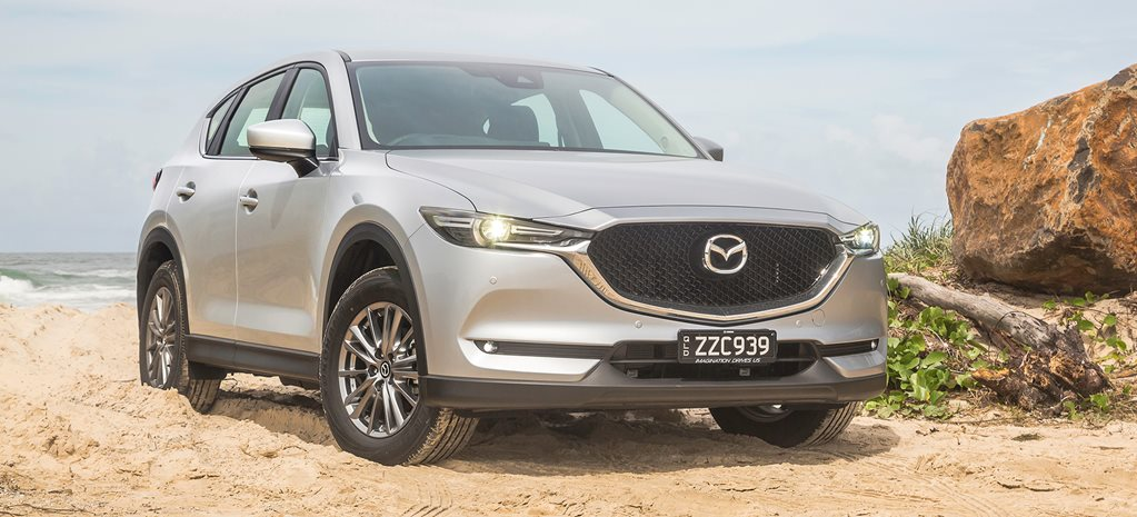 2017 Mazda CX 5 review First drive cover