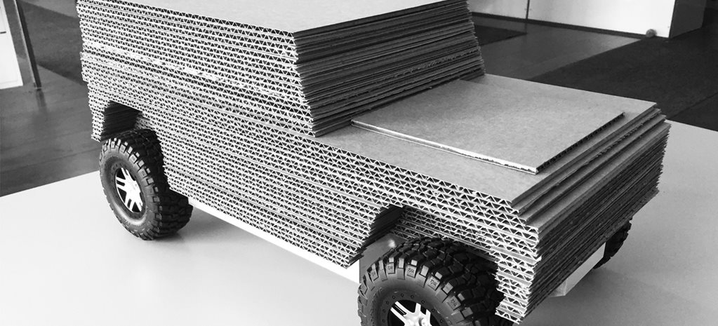 Bollinger Motors develops full electric 4x4 cover