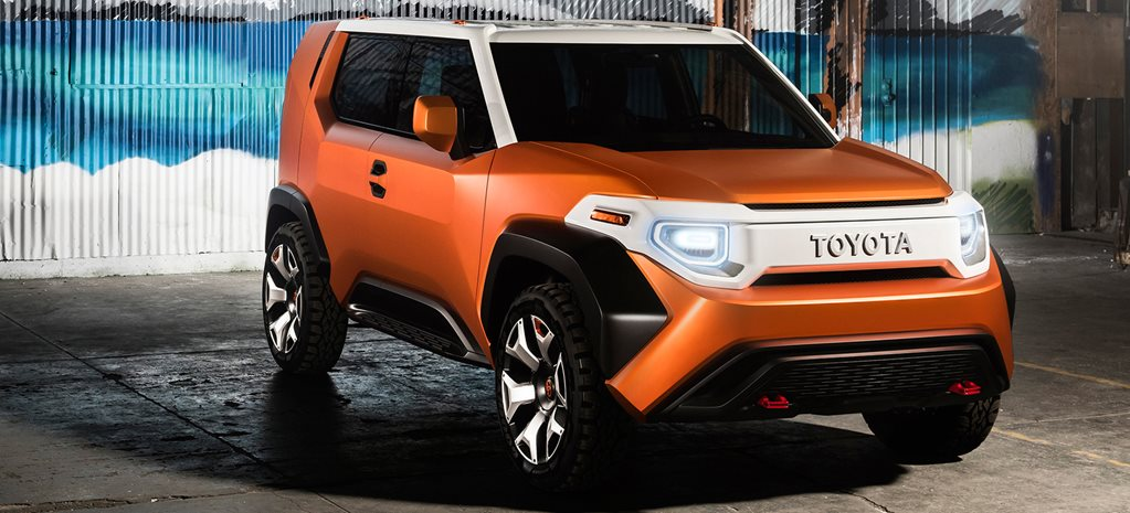 Toyota FT 4X concept cover 1