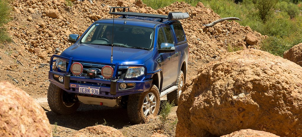 arb custom ford ranger 1