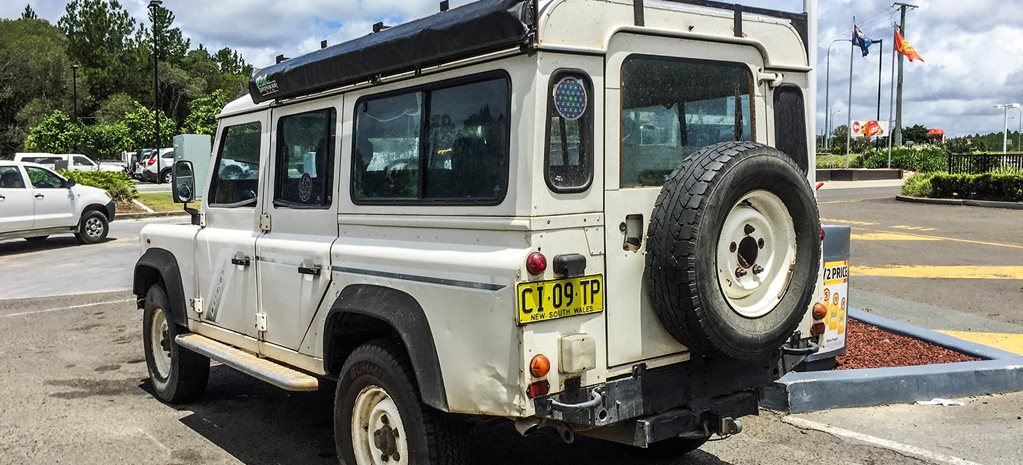 1994 Land Rover Defender 300TDI 1