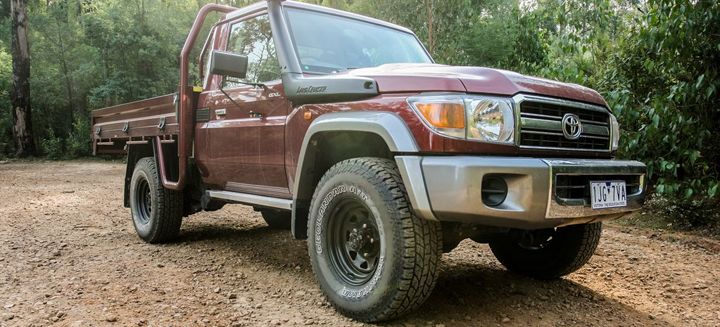 Toyota Land Cruiser 79 GXL Single Cab