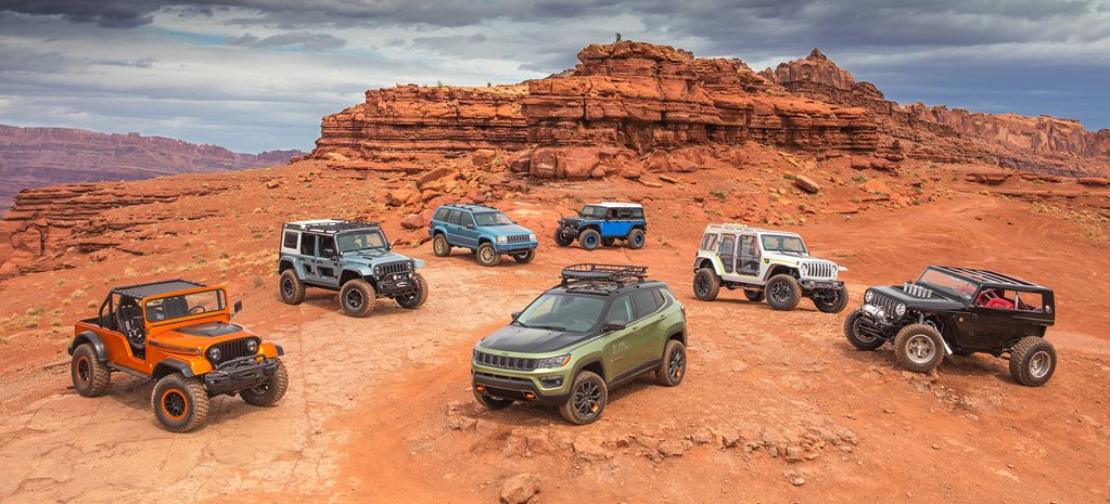 2017 Easter Jeep Safari specials 1