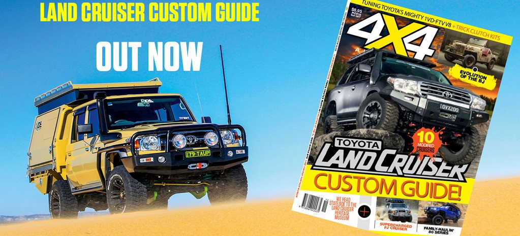 Land Cruiser Custom Guide Copy