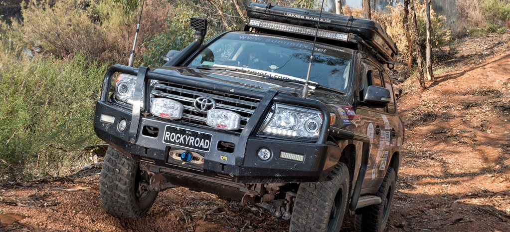 2014 Land Cruiser 200 Series VX main