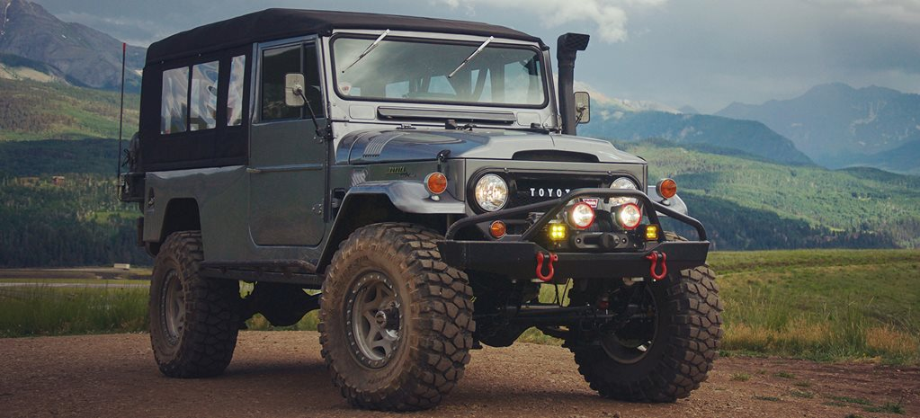 Land Cruiser FJ45 Troopy main