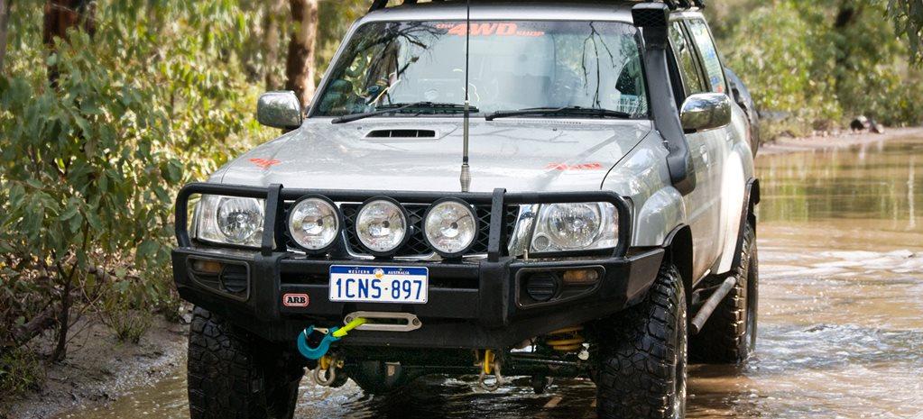 2005 Nissan Patrol GU review