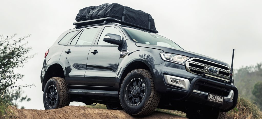 MSA 4X4 accessories tourer pack