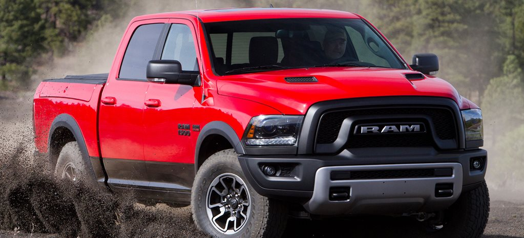 2017 Dodge Ram 1500 >> RAM 1500 Rebel coming to Australia