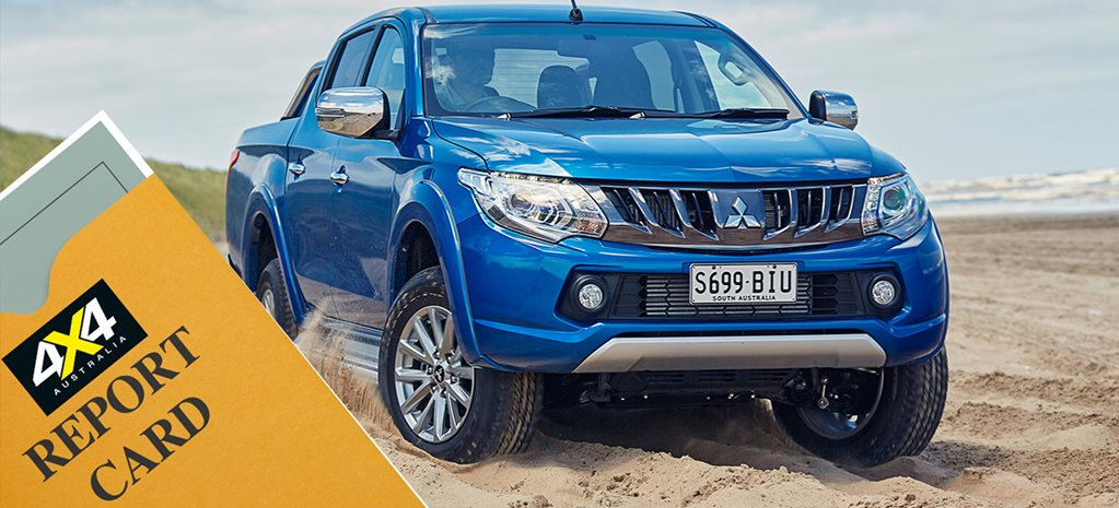 Mitsubishi Triton Report Card main