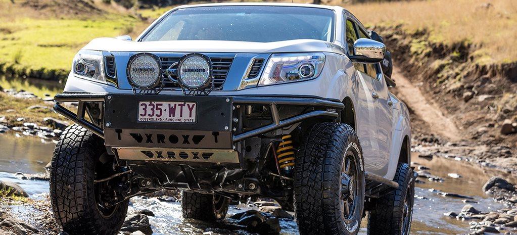 Custom Nissan NP300 Navara review