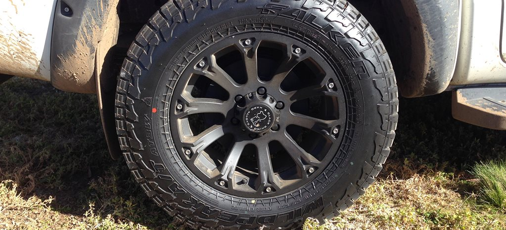 Falken Wildpeak At3 >> Falken Wildpeak A/T3W tyres: video review