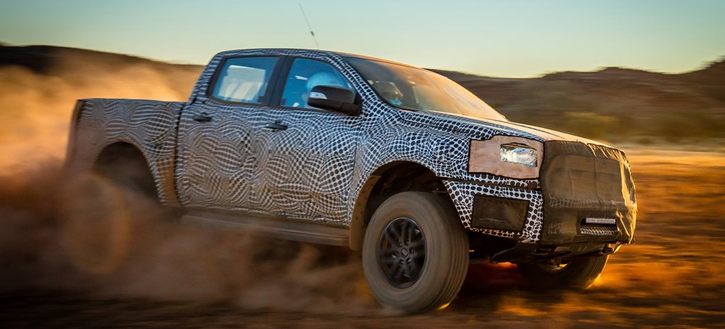 Ford Ranger Raptor main