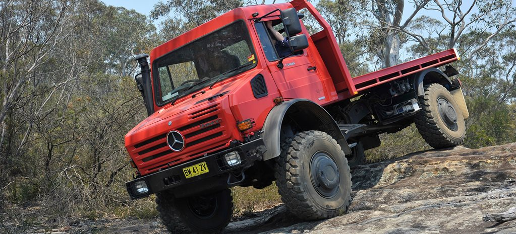 Mercedes Benz Unimog U5000 Review