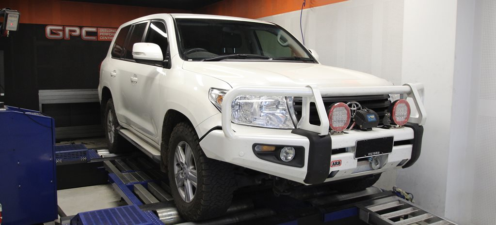 Transmission remapping Toyota