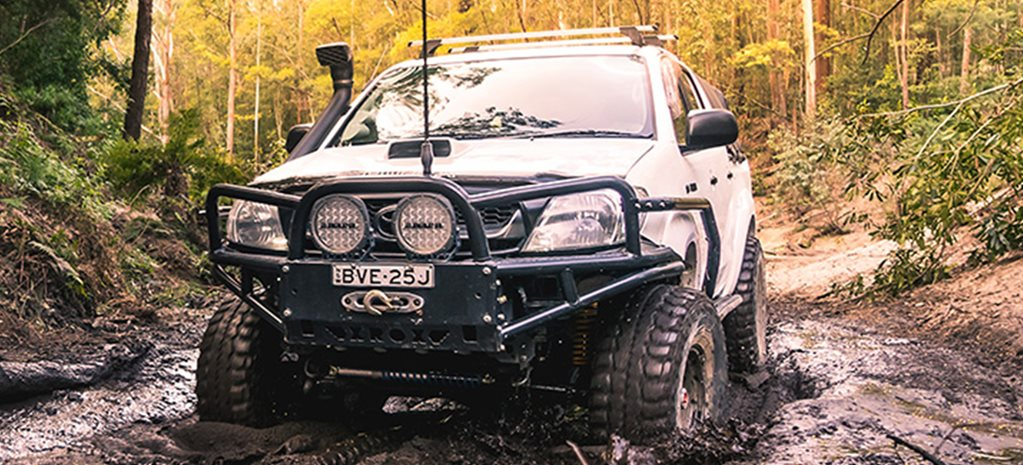 Cougar Life Reviews >> Custom 2006 Toyota Hilux review