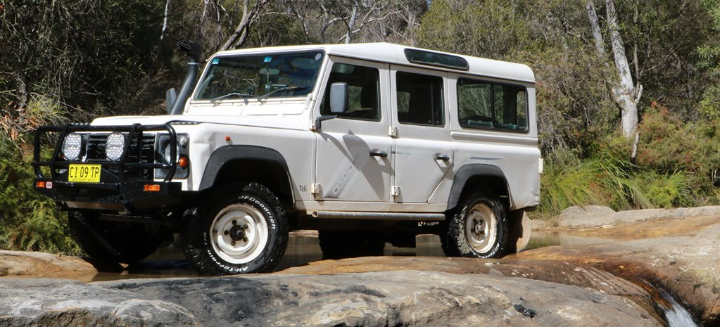 1994 Land Rover Defender 300TDI main'