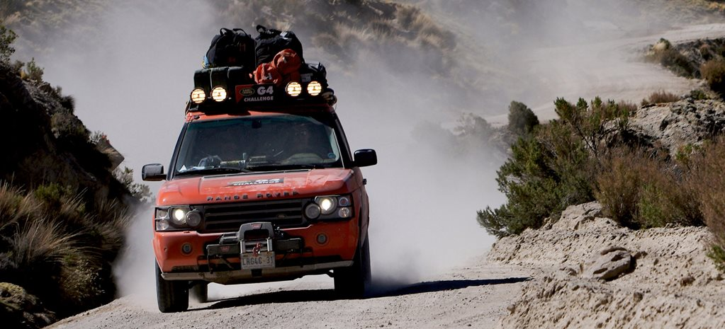Range Rover in Bolivia main