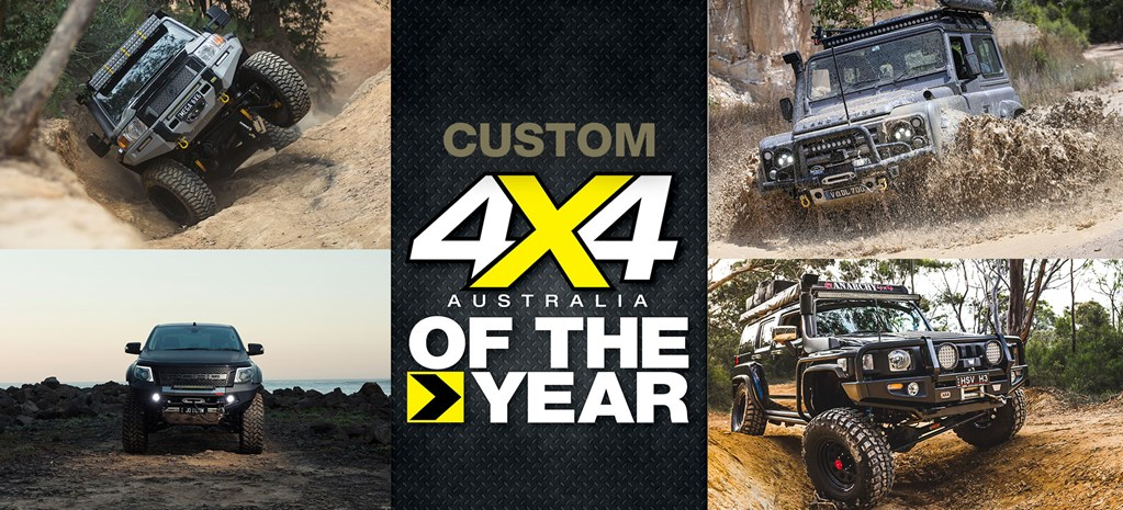 Custom 4x4 of the year nw