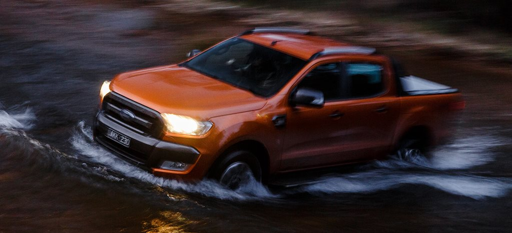 2017 Ford Ranger Wildtrak main