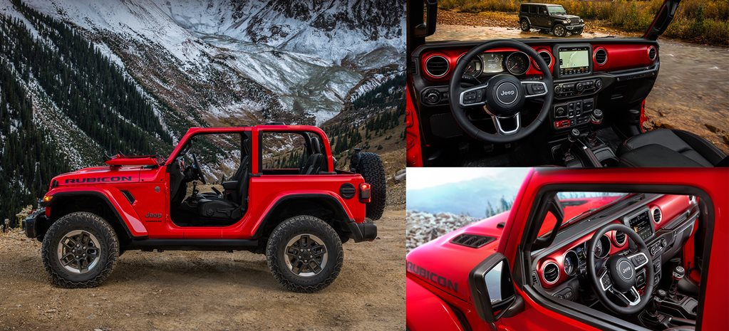 2018 Jeep Wrangler main
