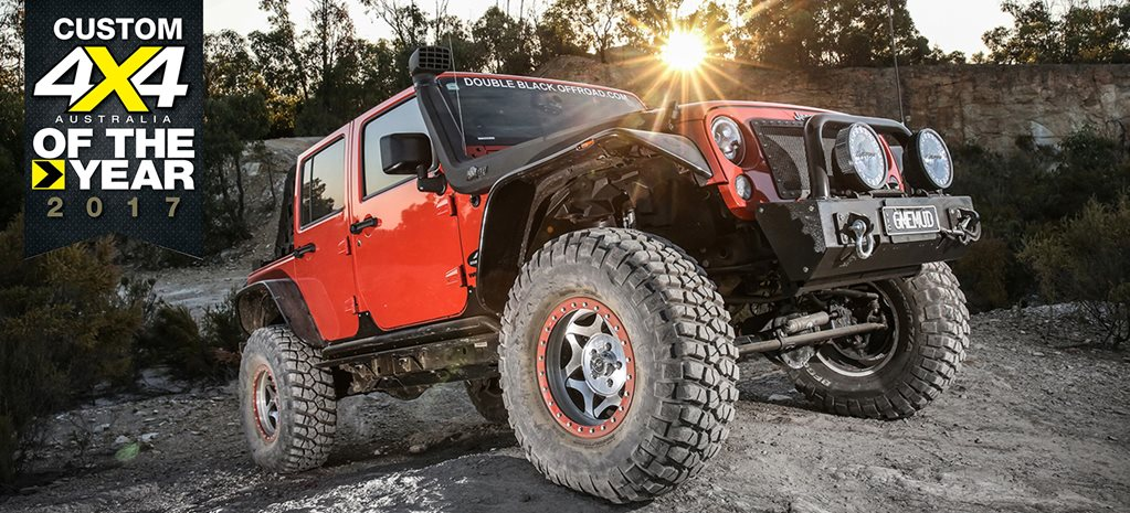 Custom Jeep JK Wrangler Rubicon main
