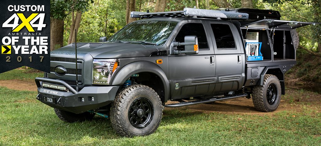 Ford F250 Black Ops main