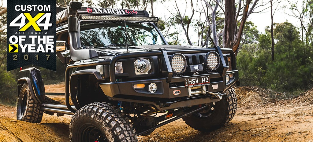 HSV powered H3 Hummer nw