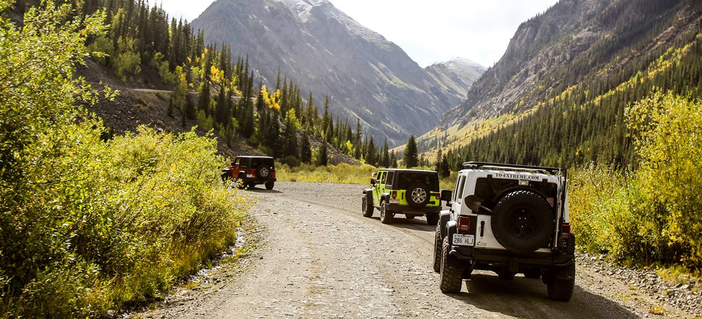 Ouray Jeep Jamboree 2017