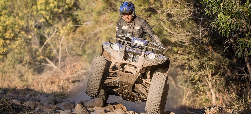 Yamaha Kodiak 450 ATV Quad
