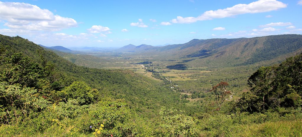 explore 4x4 eungella national park