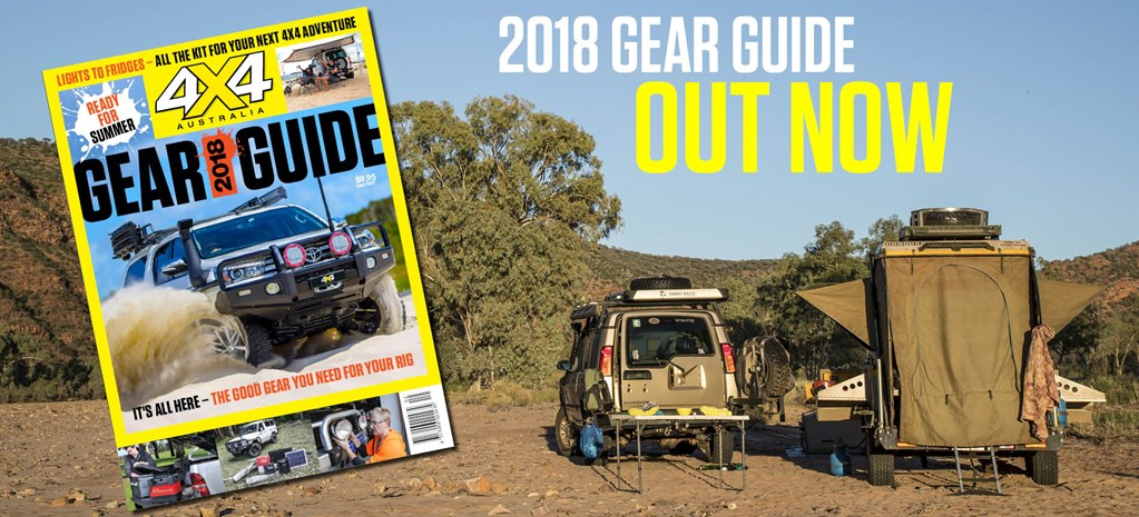 2018 Gear Guide nw