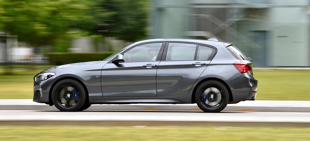 BMW 1 series lci side nw