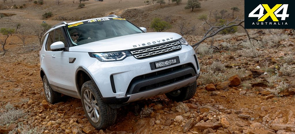 2018 Land Rover Discovery Td6 HSE review