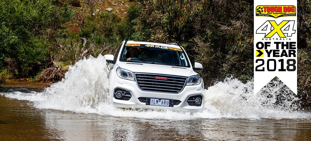 4x4 of The Year 2018 6 Haval H9 Ultra