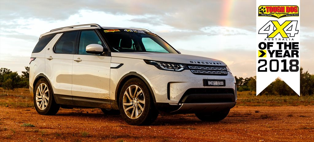 4x4 of The Year 2018 1 Land Rover Discovery Sd4