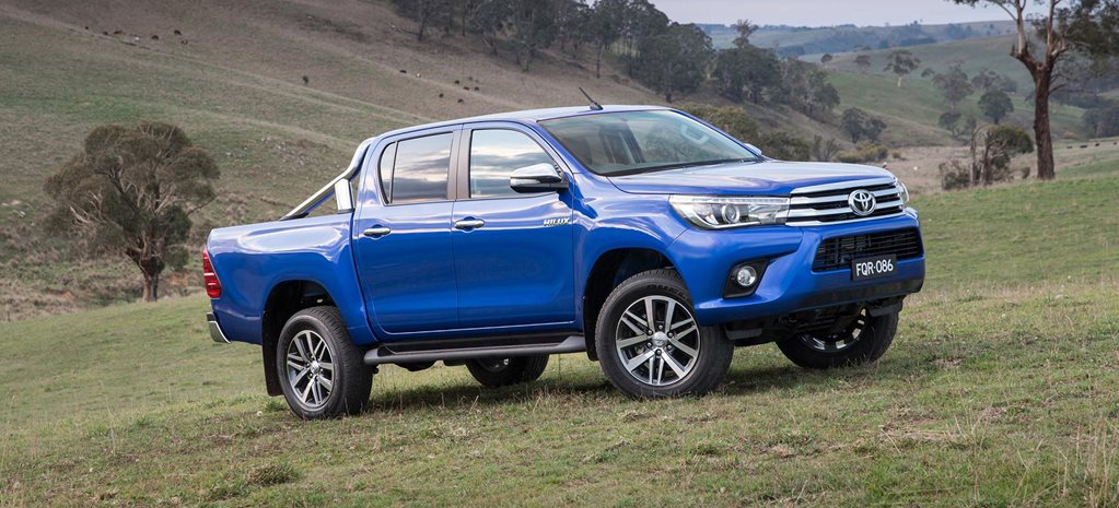 toyota hilux recall news
