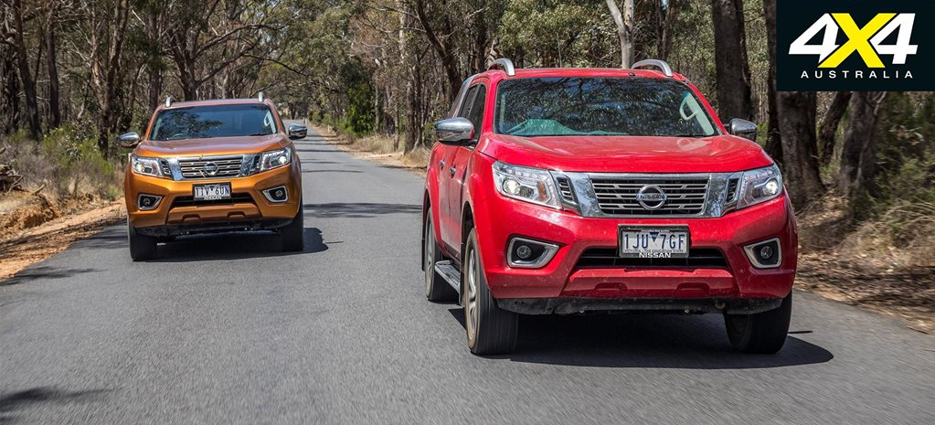 2018 Nissan Navara development drive feature