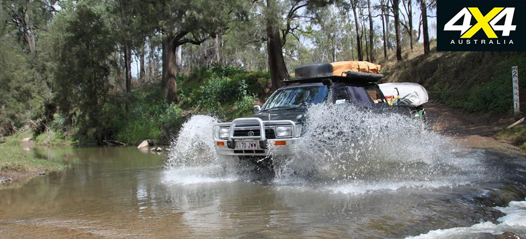 4x4 road trip to Carnarvon National Park explore feature