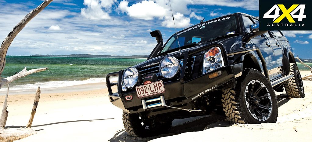 Custom 2008 Isuzu D Max feature review