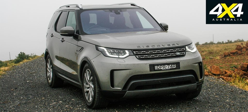 2018 Land Rover Discovery TD4 SE test drive review