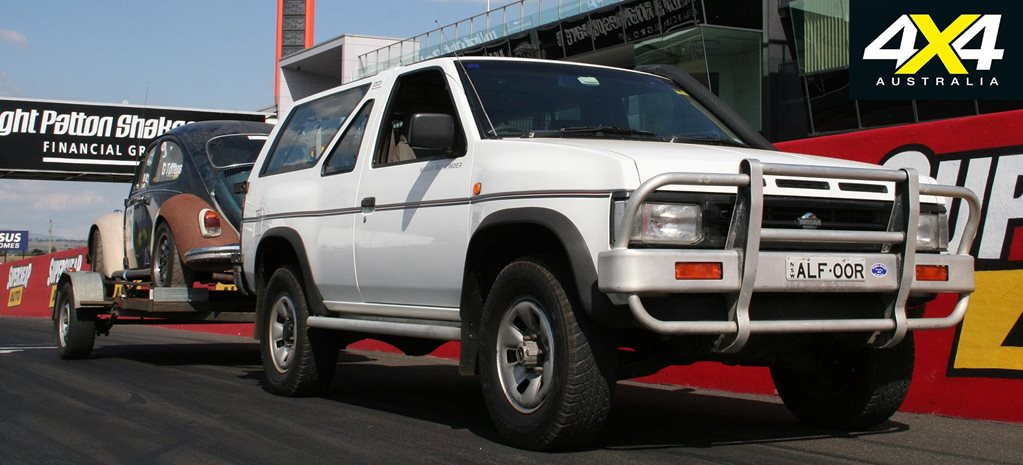 Custom 1992 Nissan D21 Pathfinder review