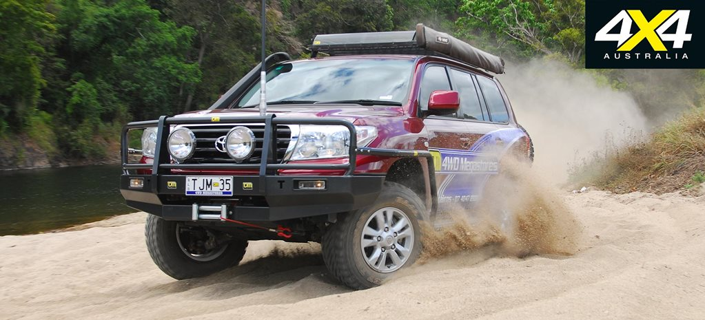 Custom TJM 2008 Toyota 200 Series Land Cruiser