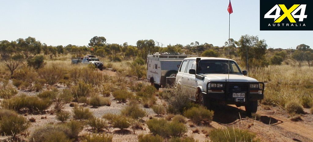 4x4 road trip on Anne Beadell Highway SA