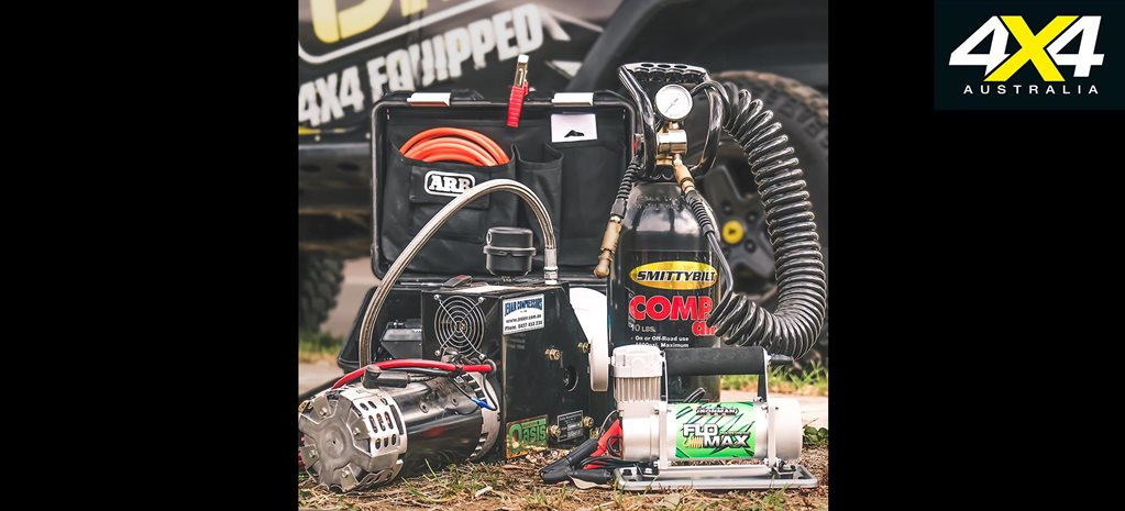 Air compressor guide: Product test
