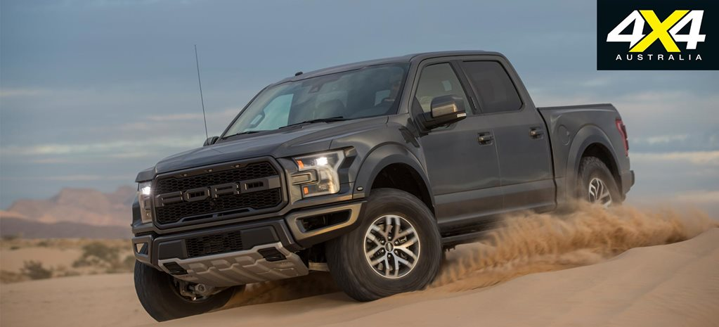 2017 Ford F150 Raptor video review feature