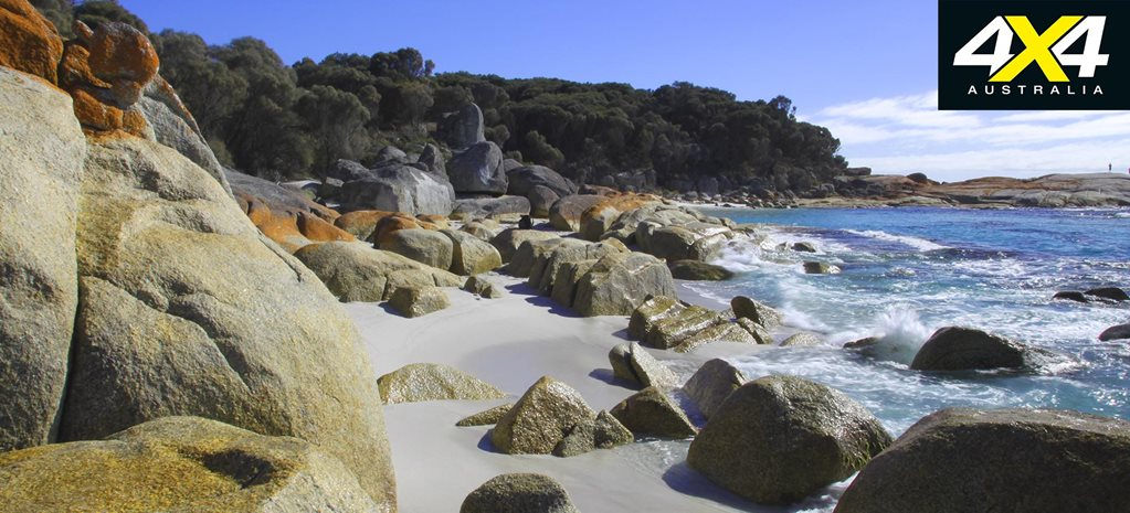 4x4 road trip to Bay of Fires Tas Explore Feature