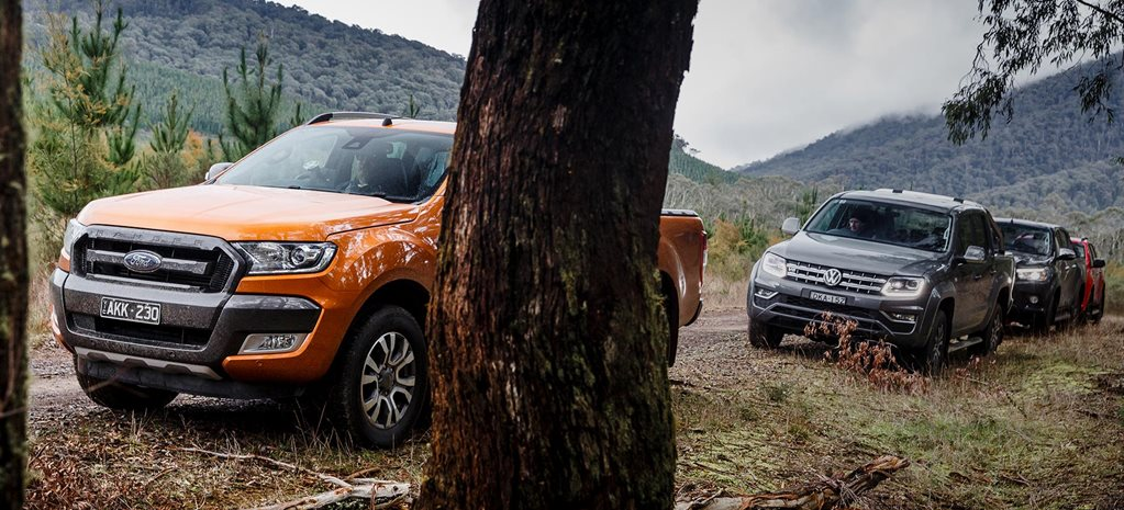 Ford Ranger reclaims top spot ute comparison news