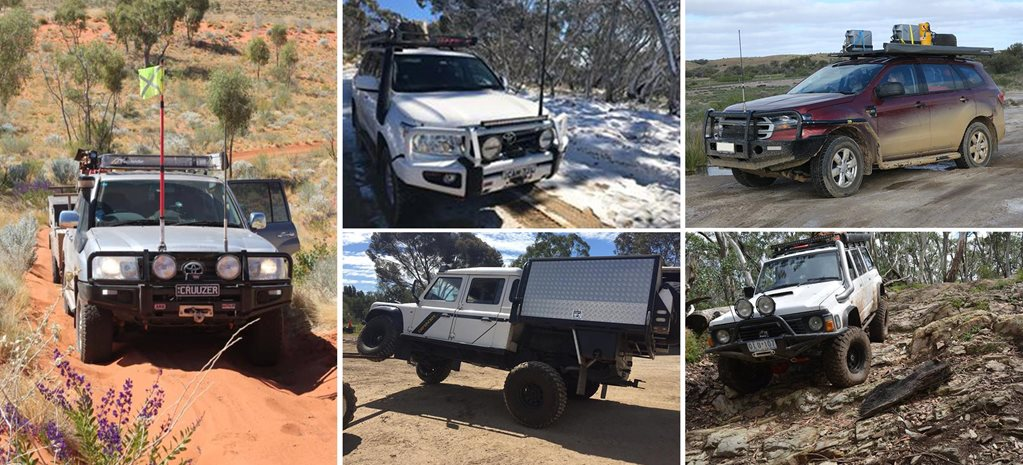 Readers 4x4s Everest Land Cruisers Defender main