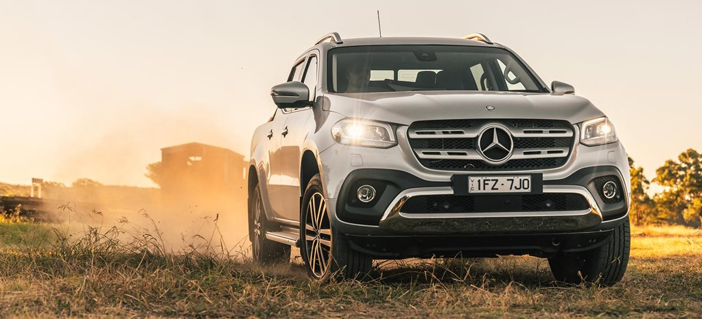 2018 Mercedes Benz X Class drive review